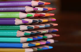 colorful pencils wallpapers colored pencils wallpaper hd wallpapers and backgrounds free