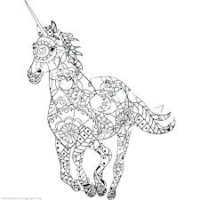 coloring pages of unicorns and fairies unicorn fairy coloring pages and image detail for unicorn coloring