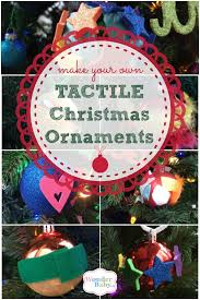 make your own tactile ornaments wonderbaby org