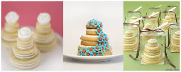 wedding cake cookies wedding favors sugar cookie cakes pizzazzerie