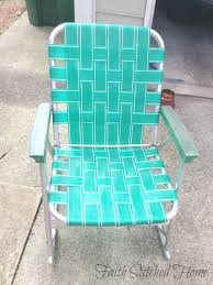 Chair Repair Straps by Lawn Chair Webbing Replacement Instructions Home Outdoor Decoration