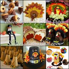 2015 thanksgiving treats and craft collection best