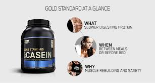 Eating Protein Before Bed Gold Standard 100 Casein Optimum Nutrition