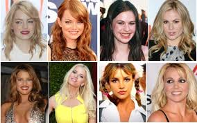 emma stone natural hair 15 stars you didn t know fake their hair color she s a natural what
