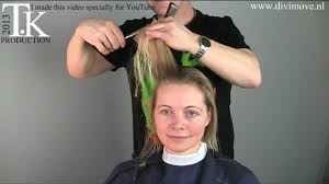 theo knoop new hair today a windy hairstyle for anna by theo knoop youtube