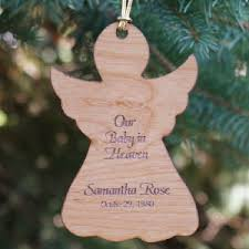 personalized baby u0027s first christmas ornaments