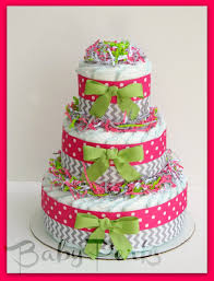 diaper cake for baby shower baby shower decoration