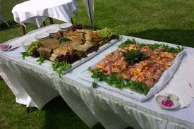 wedding platters presentations and platters