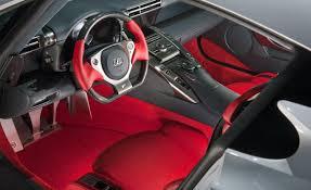 lexus lfa sports car specs lexus lfa review and photos