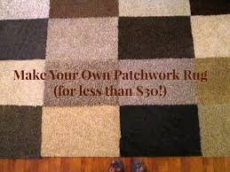 How To Make A Large Rug How To Make A Throw Rug Rug Designs