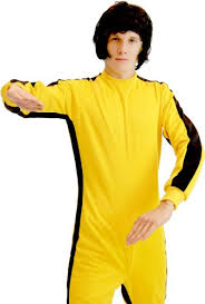 bruce yellow jumpsuit bruce costumes costumes for and