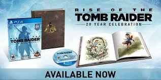 tomb raider home
