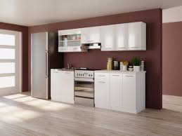cuisine complete cuisine complete obi blanc laqué maison design