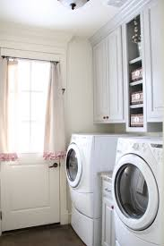 Laundry Room Storage Cabinets Ideas - aluminum laundry room storage cabinets home interior design ideas