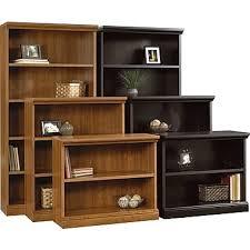 Sauder Premier 5 Shelf Composite Wood Bookcase Sauder Bookcases Bookshelves Staples