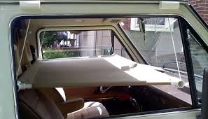 Bunk Bed Cots For Cing Ingenious Hanging Cot Idea To Add Sleep Space To Your Car Truck