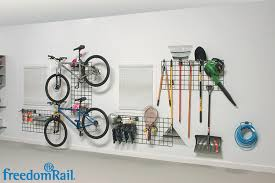 Garage Wall Organizer Grid System - garage storage and organization nashville tennessee