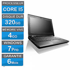 bureau ordinateur de bureau windows 7 occasion pc portable
