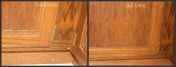 how to clean the kitchen cabinets cleaning wood kitchen cabinets hbe kitchen