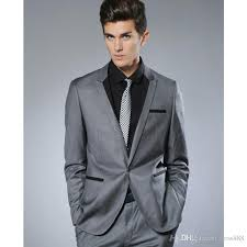 high class suits 2018 high class best selling gray men s business dress suits