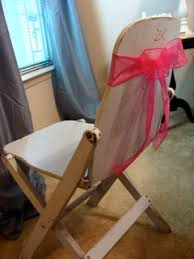 diy chair sashes diy chair sash tutorial the budget savvy