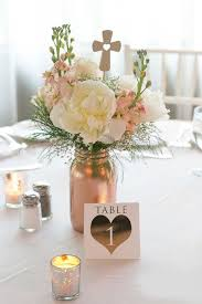 jar center pieces best 25 baptism centerpieces ideas on baptism party