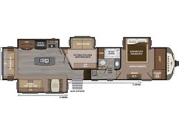 Montana Fifth Wheel Floor Plans 2018 Keystone Montana 3950br Saukville Wi Rvtrader Com