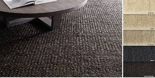 Heathered Chenille Jute Rug Natural Natural Rugs Rh