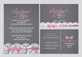 Wedding Invitations With Rsvp Cards Included Wedding Invitations With Rsvp Cards Wedding Invitations Rsvp