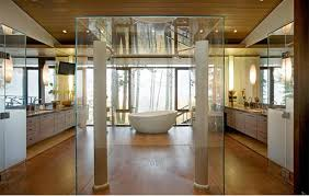 15 contemporary bathrooms with glass showers rilane