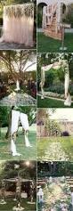 Outdoor Backyard Wedding Ideas Wonderful 41 Sweet Ideas For Intimate Backyard Outdoor Weddings