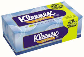 coupon kleenex tissues