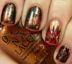 happy thanksgiving glitter let them have polish happy thanksgiving with o p i nail polish