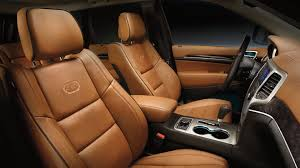 Saddle Interior Review 2012 Jeep Grand Cherokee Goes On Holiday Road Trip