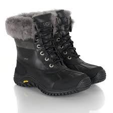 s ugg australia black adirondack boots schuh adirondack ugg boots uk