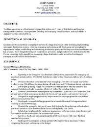 resume objective statement for restaurant management resume objective for manager position