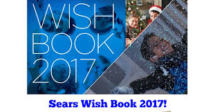 sears wish book 2017
