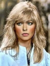 farrah fawcett hair cut instructions beautiful farrah iconic women pinterest farrah fawcett