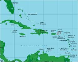 map usvi the islands map major tourist attractions maps