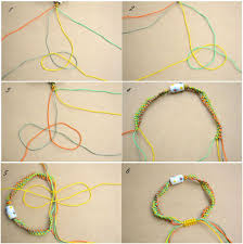 diy bracelet string images How to make string bracelets step by step step by step friendship jpg