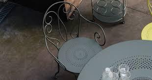 design gartenst hle best salon de jardin fermob montmartre ideas amazing house