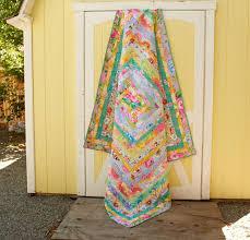 Kaffe Fassett Home Decor Fabric Rowan Ice Cream Quilt Featuring Kaffe Fassett Collective I Made