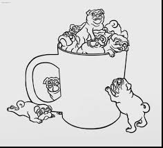 remarkable pug coloring pages for adults kids pics with pug