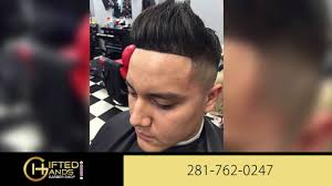 gifted hands barbershop barbers in richmond youtube