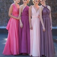 different color purples color purple bridesmaid dresses