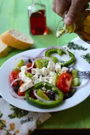 cuisine grecque traditionnelle salade grecque recette traditionnelle 196 flavors