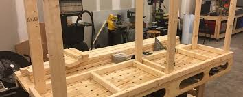 shop projects table saw stand and miter saw station makerfx