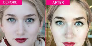 How To Change Your Eyebrow Shape 4 Eyebrow Makeovers Before And After Proof That Brows Totally