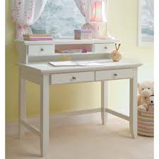 home styles white hardwood student desk u0026 hutch the simple stores