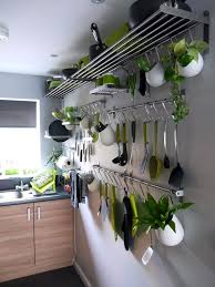3 clever diy ideas for a small kitchen ideas 4 homes hanging kitchen storage